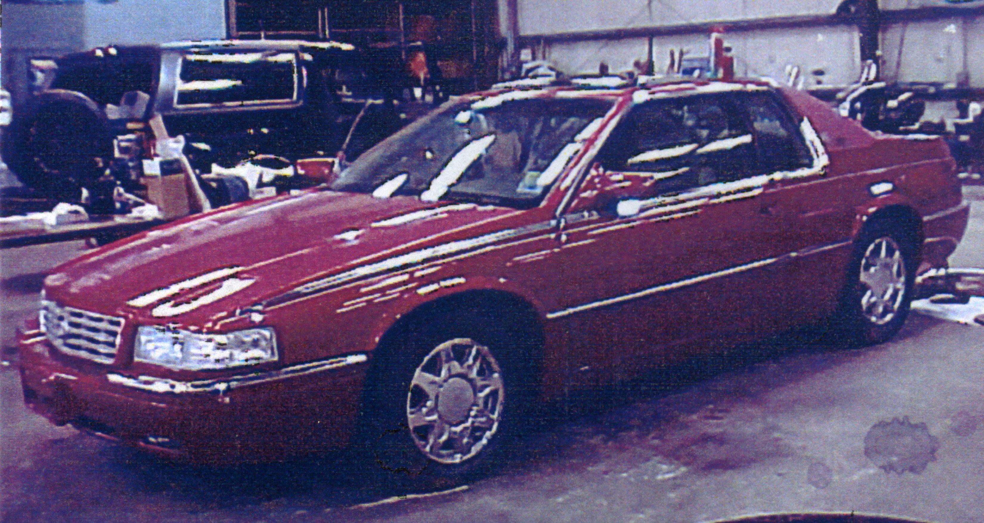 Lyons car